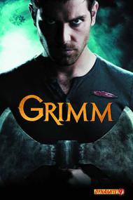 Grimm #9 Exclusive Photo Subscription Variant -- NOV131001