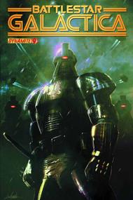 Battlestar Galactica #9 -- NOV131003