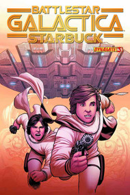 Battlestar Galactica Starbuck #3 (of 4) -- NOV131005
