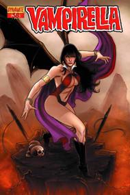 Vampirella #38 Neves Cover -- NOV131008