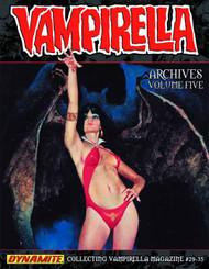 Vampirella Archives HC Vol 05 (Mature Readers) -- NOV131012