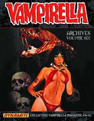 Vampirella Archives HC Vol 06 (Mature Readers) -- NOV131013
