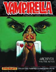Vampirella Archives HC Vol 07 (Mature Readers) -- NOV131014