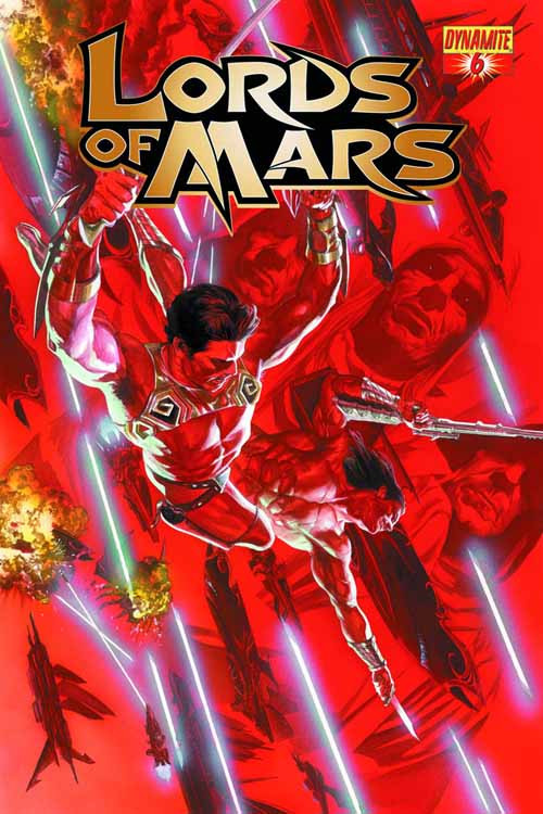 Lords Of Mars #6 (of 6) Ross Cover (Mature Readers) -- NOV131015