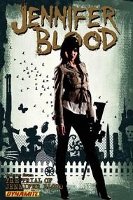 Jennifer Blood TPB Vol 04 Trial Of Jennifer Blood (Mature) -- NOV131025