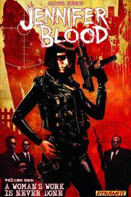 Garth Ennis Jennifer Blood TPB Vol 01 (Mature Readers) -- NOV131026