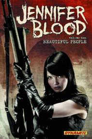 Garth Ennis Jennifer Blood TPB Vol 02 (Mature Readers) -- NOV131027