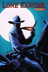 The Lone Ranger #23 -- NOV131029