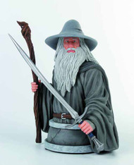 Hobbit Gandalf Mini-Bust -- Gentle Giant -- NOV131993