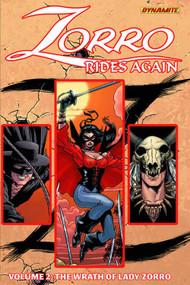 Zorro Rides Again TPB Vol 02 Wrath Of Lady Zorro -- NOV131030