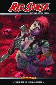 Red Sonja TPB Vol 13 She Devil With A Sword -- NOV131032