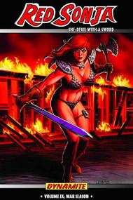 Red Sonja TPB Vol 09 War Season -- NOV131033
