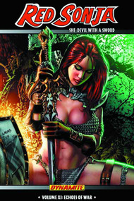 Red Sonja TPB Vol 11 Echoes Of War -- NOV131035