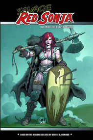Savage Red Sonja Queen of the Frozen Wastes TPB Vol 01 New -- NOV131036