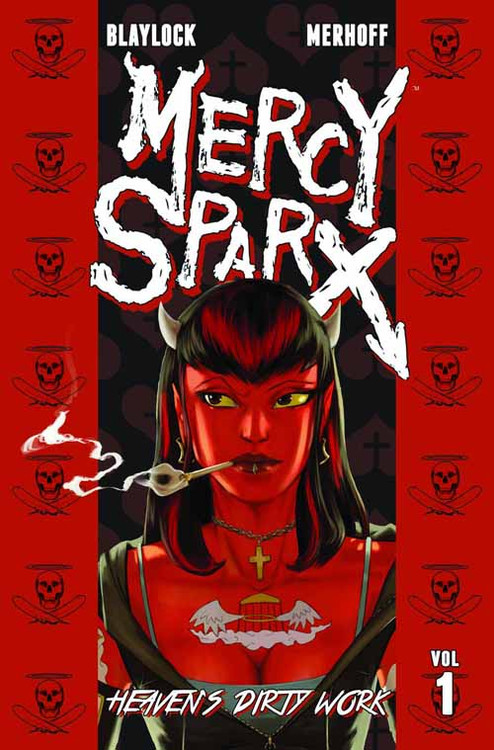 Mercy Sparx TPB Vol 01 (Mature Readers) -- NOV131039