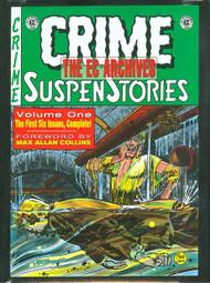 EC Archives Crime Suspenstories HC Vol 01 -- NOV131066