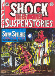 EC Archives Shock Suspenstories HC Vol 01 -- NOV131068