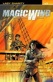 Magic Wind Graphic Novel GN Vol 03 -- NOV131077