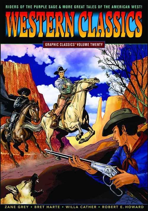 Graphic Classics Graphic Novel GN Vol 20 Western -- NOV131082