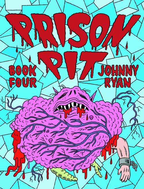 Prison Pit Graphic Novel GN Vol 04 (Mature Readers) -- NOV131087