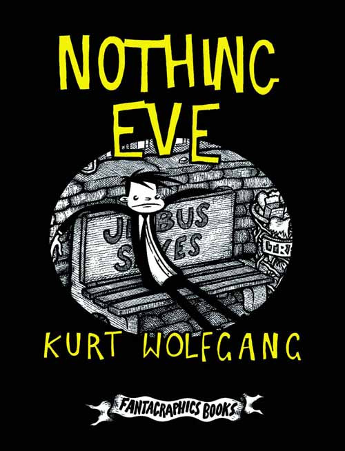 Nothing Eve Graphic Novel GN -- NOV131089