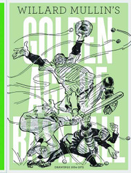 Mullins Golden Age Baseball Drawings HC 1934-1972 -- NOV131098