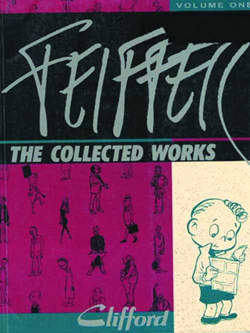 Feiffer Collected Works HC Vol 01 Clifford -- NOV131099