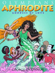 Olympians HC Graphic Novel Vol 06 Aphrodite Goddess Of Love -- NOV131101