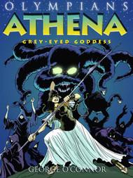 Olympians Graphic Novel GN Vol 02 Athena Grey Eyed Goddess -- NOV131103