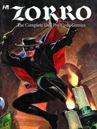 Zorro Complete Dell Pre Code Comics HC -- NOV131112