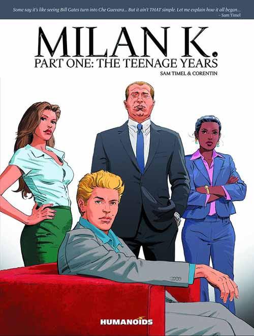 Milan K HC Part 01 Teenage Years (Mature Readers) -- NOV131115