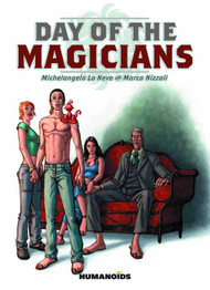 Day Of The Magicians Graphic Novel GN -- NOV131117