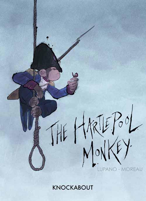 Hartlepool Monkey HC (Knockabout) -- NOV131121