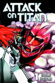 Attack On Titan Graphic Novel GN Vol 01 -- NOV131127