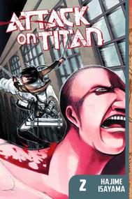 Attack On Titan Graphic Novel GN Vol 02 -- NOV131128