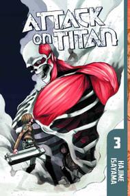 Attack On Titan Graphic Novel GN Vol 03 -- NOV131129