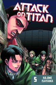Attack On Titan Graphic Novel GN Vol 05 -- NOV131131