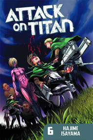 Attack On Titan Graphic Novel GN Vol 06 -- NOV131132