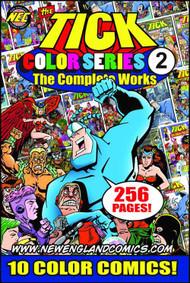 Tick Color Series Complete Works TPB Vol 02 -- NOV131147
