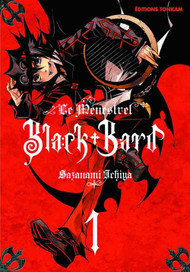 Black Bard Graphic Novel GN -- NOV131153