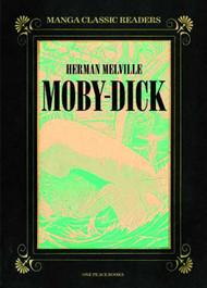 Manga Classic Readers Graphic Novel GN Vol 01 Moby Dick -- NOV131156