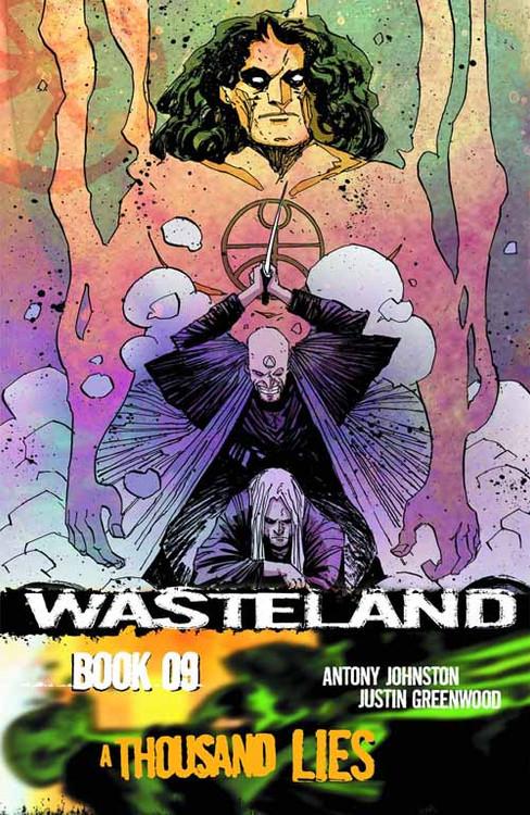 Wasteland TPB Vol 09 Thousand Lies (Mature Readers) -- NOV131167