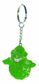 Ghostbusters Slimer Flat Keychain -- NOV132094