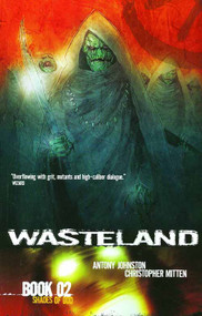 Wasteland TPB Vol 02 Shades Of God (Mature Readers) -- NOV131173