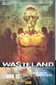 Wasteland TPB Vol 03 Black Steel (Mature Readers) -- NOV131174