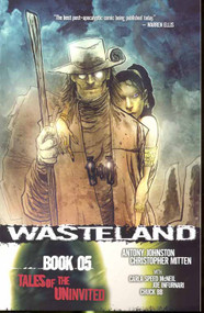 Wasteland TPB Vol 05 Tales of the Uninvited (Mature) -- NOV131176