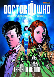 Doctor Who TPB Child Of Time -- NOV131181