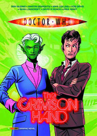 Doctor Who TPB Crimson Hand -- NOV131182