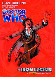 Doctor Who TPB Iron Legion -- NOV131183