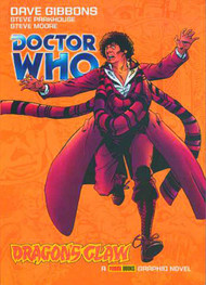Doctor Who TPB Dragons Claw -- NOV131184